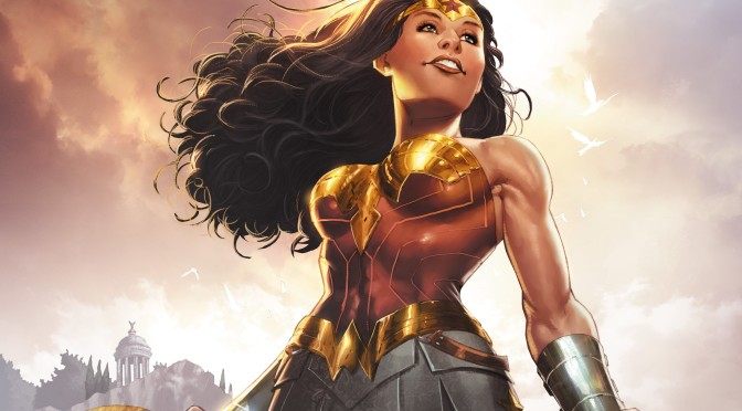 My Wonder Woman