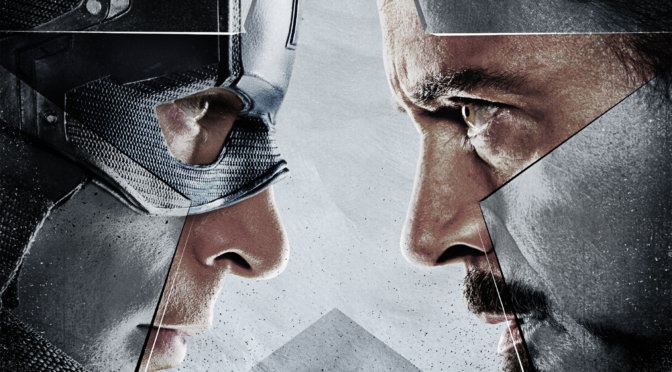 """Whose side are you on?"" Captain America : Civil War Review"