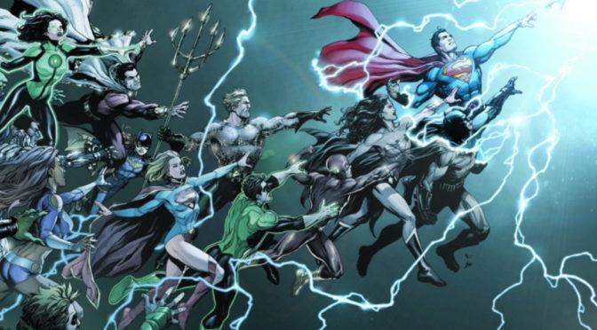 DC Rebirth: Cautious Optimism