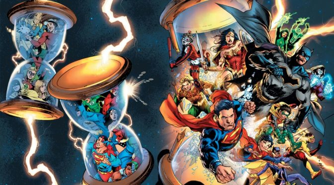 The Forgotten: My Thoughts on DC Rebirth.