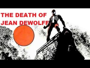 Death of Jean Dewolff