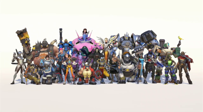 "Overwatch (Or, ""Why the Game of Thrones Article is Still Not Written"")"