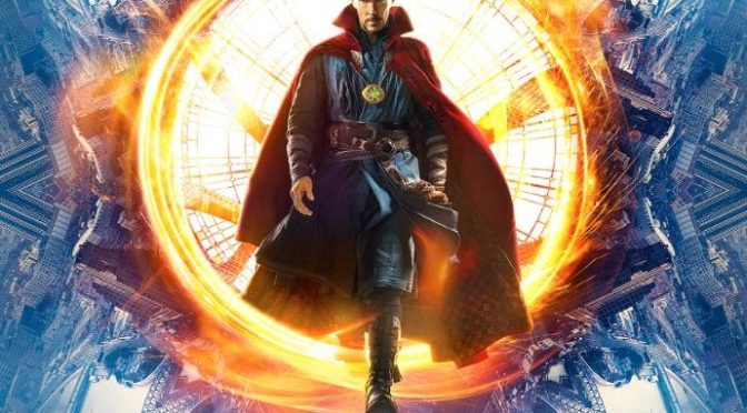 """Just to Watch the Snow"" Dr. Strange Review.(Spoiler Free)"
