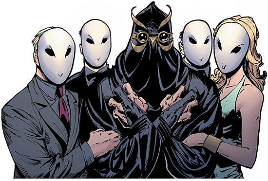 #50 – The Court Of Owls