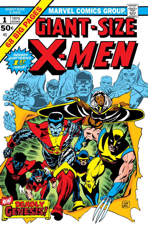 Comics 101 : How Four Men Saved the X-Men.