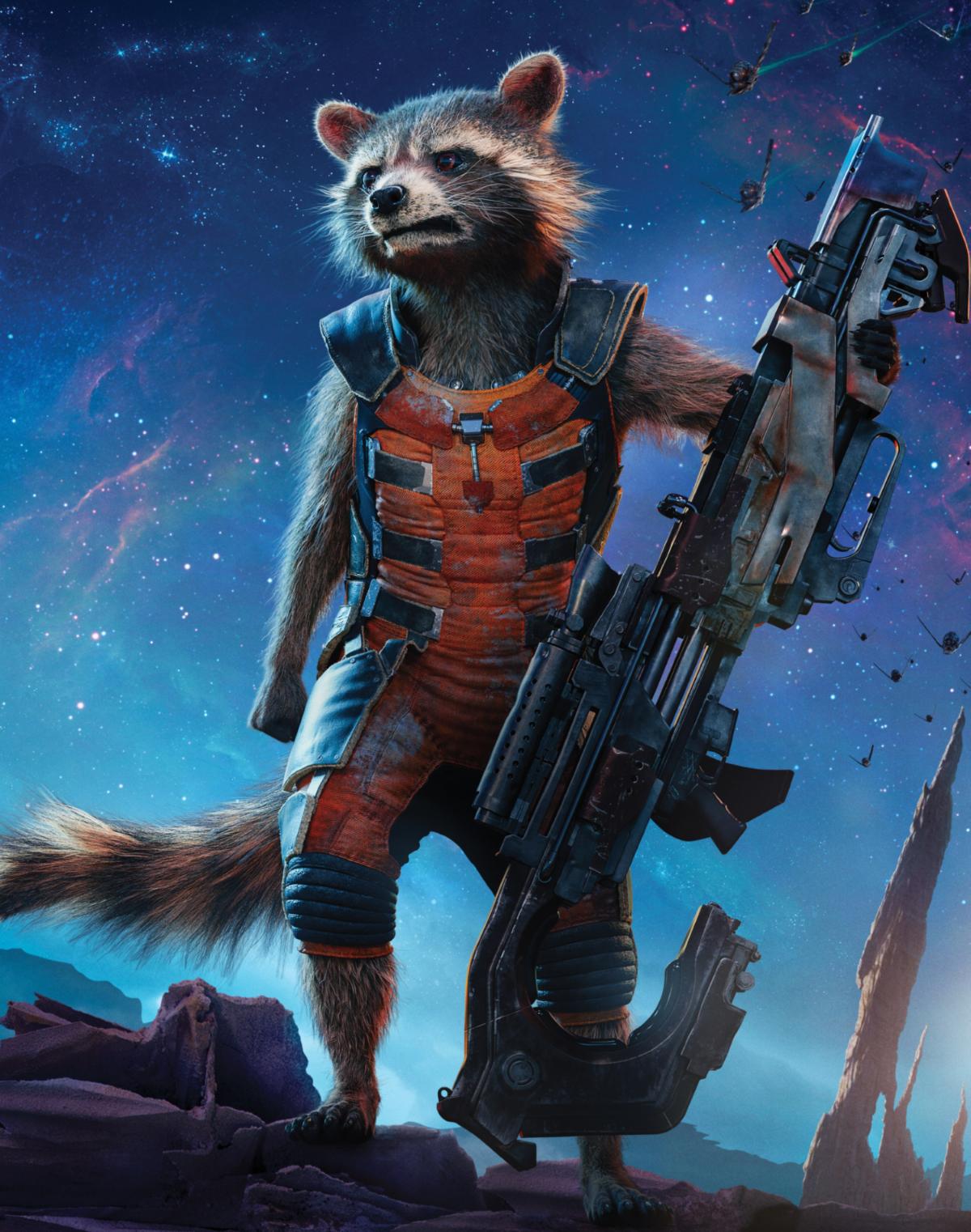 #39 – Rocket Raccoon