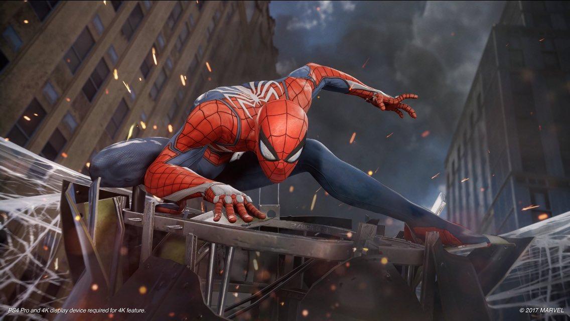 E3 – Marvel