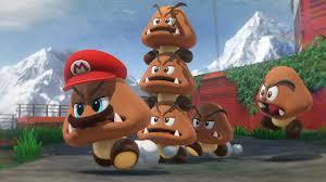 Super Mario Odyssey Impressions